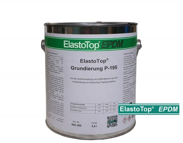 Grundierung 3,8 Liter ElastoTop® EPDM