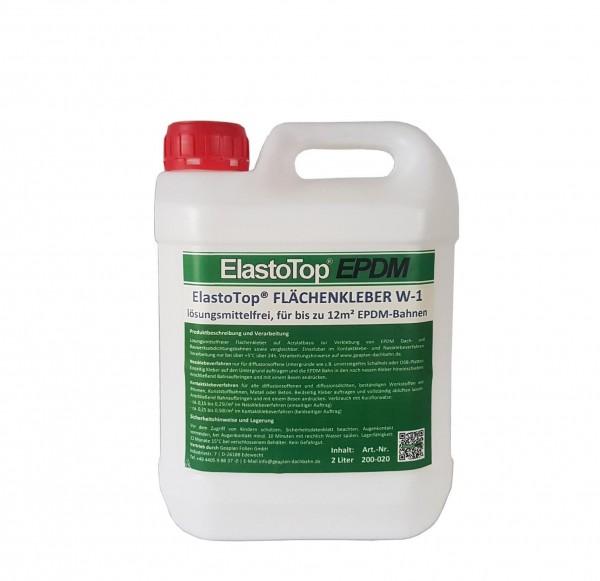 10 Liter wasserbasierter Flächenkleber ElastoTop® EPDM