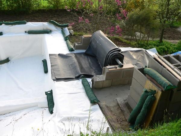 Kautschukfolie 1 mm [Breite 12 m] elastplan EPDM